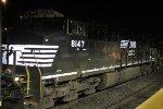 NS 8147,4029 on CSX K622